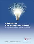 Enterprise Risk Management Playbook Now Available