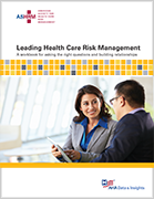 Leading Health Care Risk Management