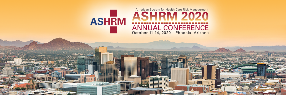 ASHRM Annual Conference Phenix Banner